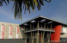 Finales des championnats de France de Chistéra joko-garbi au Complexe de #pelote de #Pau samedi 21 mars.