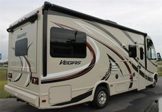 2016 New Thor Motor Coach VEGAS 25.2 Class A in Florida FL.Recreational Vehicle, rv, 2016 THOR MOTOR COACH VEGAS25.2, 12V Attic Fan in Bedroom, 12V Attic Fan in Living Area, 15.0 BTU A/C, 32in Exterior TV, 32in TV in Bedroom, Cabinetry-Sydney Maple, Holding Tanks w/Heat Pads, Interior-Indian Summer, Second Auxiliary Battery, Symphony Red,