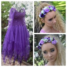 Let your imagination wander into the land of Make believe with our Stylish look. The Dress has a scrunched Bodice with delicate sequins and it