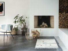 """Aste immobiliari Danish Design """"Ferm Living"""" in a Livingroom  #asteimmobiliari #aste #investimenti #astegiudiziarie"""