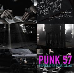 Punk 57 by Penelope Douglas Punk, Personal Library, Book Quotes, Teaser, My Books, It Cast, Reading, My Love, Fall