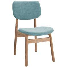 Room Salvation - Nikki. Larsson Dining Chair - Arena Neptune