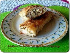 Η απόλαυση της βρώσης ~ Ας μαγειρέψουμε Κοτόπιτα με κολοκυθάκια Spanakopita, Ethnic Recipes, Food, Meals, Yemek, Eten