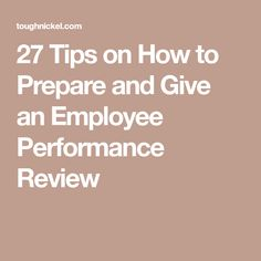 Questions Every Employee Should Ask During A Performance Review