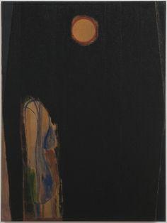 """""""yama-bato:  SAM WINDETT Torso 2009 Oil on linen. 31-1/2 x 23-7/8 inches  """""""