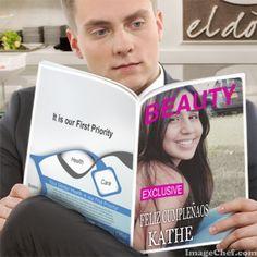 Lector de Revista