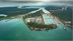 Buque de 13.000 contenedores bate récord en el Canal de Panamá http://www.inmigrantesenpanama.com/2017/05/04/buque-de-13-000-contenedores-canal-de-panama/