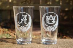 Check out this item in my Etsy shop https://www.etsy.com/listing/212073750/etched-pint-glass-grateful-dead-alabama tempered glass, etched pint glass, alabama, auburn, roll tide, war eagle, stealie, steal your face, Grateful Dead