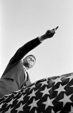 """March 1, 1961: JFK established the Peace Corp   During John F. Kennedy's historic campaign, he proposed that the United States should create a """"new"""" army; an army, or rather a group of gracious civilians who would volunteer to help underdeveloped nations.    On this day in 1961, the Peace Corp was established out of that very concept. See more: http://ti.me/z7JPem"""