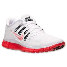 sale retailer b0a34 1414f Women s Nike Free 5.0+ Premium Running Shoes   FinishLine.com   White Light