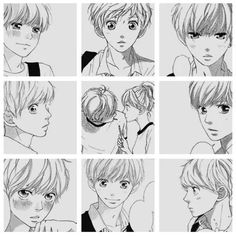 Touma - I really loved him!!!! He's such a cutie.