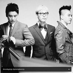 ♥ Seungri, G Dragon, Taeyang