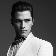 Sean O'pry for Gianfranco Ferre | MM Scene : Male Model Portfolios : Male Models Online