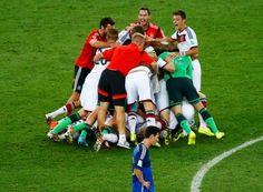 """""""Messi của nước Đức"""" giúp Đức đăng quang World Cup 2014"""