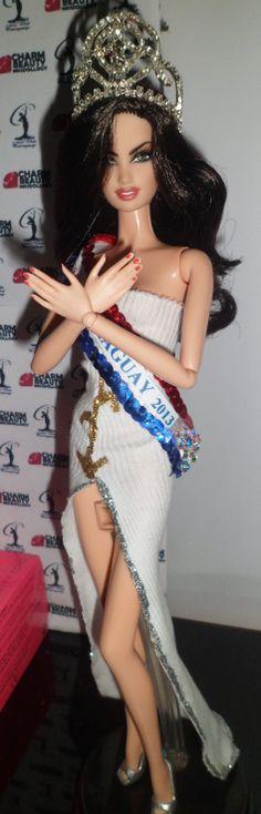 Barbie Paraguay 2013