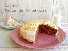 Tarta de Zanahoria | El Blog de Cocottó