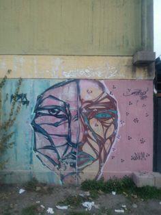 Mural en Poblaciòn Robert Kennedy...