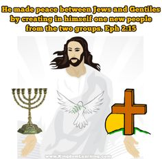 Christ Made Peace Between Jews and Gentiles!