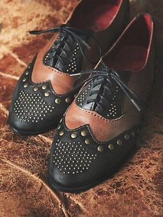 Free People Capone Oxford