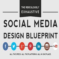 Social Media Dimensions Cheat Sheet