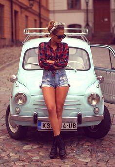 VintageSummer | via Tumblr