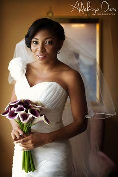 Nigerian Wedding in London from Adebayo Deru Photography: Angel + Michael