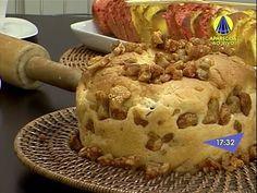 Santa Receita | Pão de Torresmo por André Dealis - 13 de Outubro de 2014
