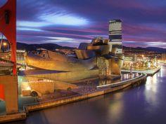 Guggenheim Bilbao Spain  #architecture #Frank #Gehry Pinned by www.modlar.com