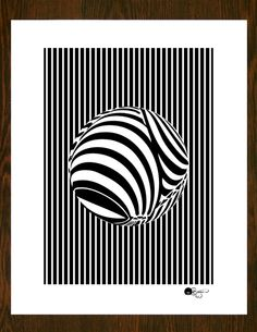 "Curioos.com | ""Geometric Refraction"" by Barrett Biggers Limited Edition - Gallery Quality Art Print from $25"