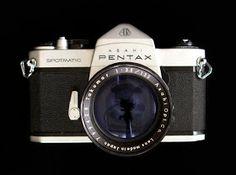 pentax: Pentax Spotmatic