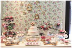 Chá de Cozinha Chá da tarde Chá de Panela Chá Bar Blog de Noivas Concept Party Decoração Invite Eventos37