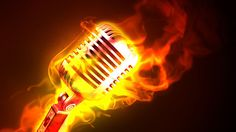 Wallpapers For > Radio Microphone Wallpaper