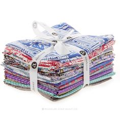 Downton Abbey - Lady Rose Fat Quarter Bundle - Kathy Hall - Andover Fabric