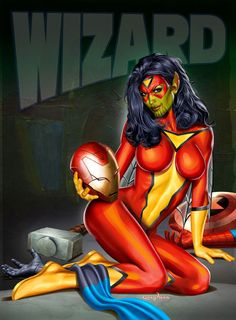 Spider-Woman by Greg Horn
