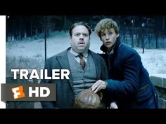 Fantastic Beasts and Where to Find Them Official Comic-Con Trailer (2016) - Eddie Redmayne Movie - YouTube