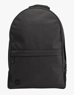 Mi-Pac Maxwell Classic Backpack - All Black - RouteOne.co.uk