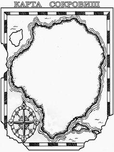 карта сокровищ - Поиск в Google