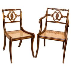 19th-C. Chippendale Chairs, Set of 8 #huntersalley