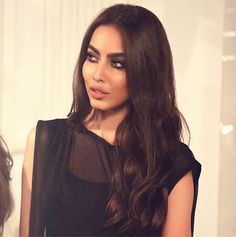 Kuwaiti Beauty Fatima Almomen فاطمه المؤمن مودل كويتيه