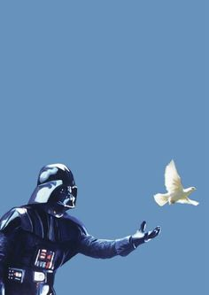 Vader's .... 'light side'? lol