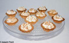 French Lemon and meringue pie  Tarte au citron meringuée