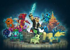 Ver Los mejores juegos Android inspirados en Minecraft, ¡bloques y más bloques!