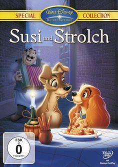 Susi und Strolch / Disney