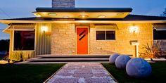 Long Beach Mid Century Modern Home Design