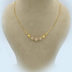 Gold Jewelry Simple, Gold Rings Jewelry, Beaded Jewelry, Pearl Necklace Designs, Gold Earrings Designs, Gold Chain Design, Gold Jewellery Design, Gold Mangalsutra Designs, Schmuck Design