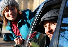 Pledge ~ Ridesharing website drives huge fuel and carbon savings.