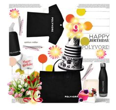 """#happybirthdaypolyvore"" by sweta-gupta ❤ liked on Polyvore featuring art, contestentry and happybirthdaypolyvore"