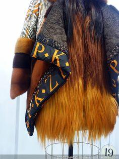 PKZ Furs Kastoria International Fur Fair AW16/17 BACKSTAGE Fashion by Think-feel-Discover.com Furs, Fashion Details, Backstage, Interview, Hair Styles, Creative, Beauty, Hair Plait Styles, Fur