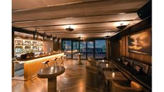 Rooftop Bar in NYC: The Roof, Viceroy New York: This upscale rooftop bar has a picturesque view of Central Park, the perfect setting for a sunset Instagram. Look out for cool DJs providing the soundtrack for your Friday and Saturday nights.