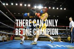There can only be one champion The fight is over in The ring the winner takes it all the looser leaves it all But today we like to seek a win-win situation Win Win Situation, Box, Champion, Basketball Court, Leaves, Navy, Ring, Sports, Hale Navy